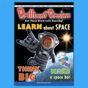 Think About Big Brilliant Brainz Children's Magazine Gift
