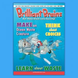 Think About Choice Brilliant Brainz Children's Magazine Gift