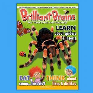 Brilliant Brainz Kid's Magazine Issue 32