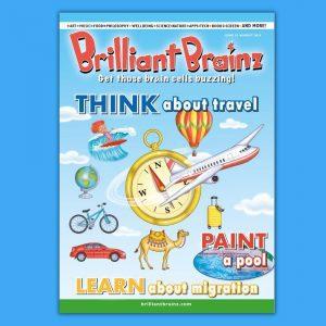 Brilliant Brainz Issue 35
